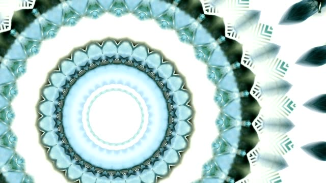 circle abstract wallpaper background in colorful hues. - teal stock videos & royalty-free footage