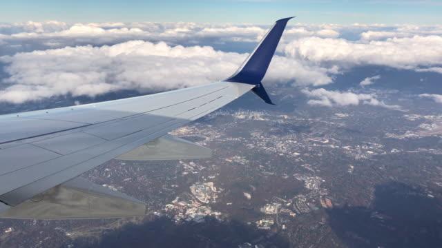 Circling Atlanta