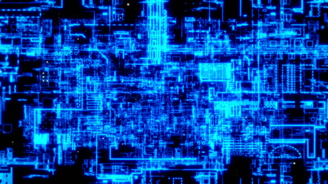 circuit board background - mother board stock videos & royalty-free footage