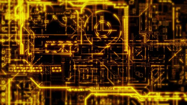 vidéos et rushes de contexte du circuit - infographie