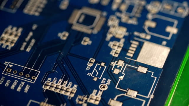 circuit board electronics industry - electronics industry stock videos & royalty-free footage
