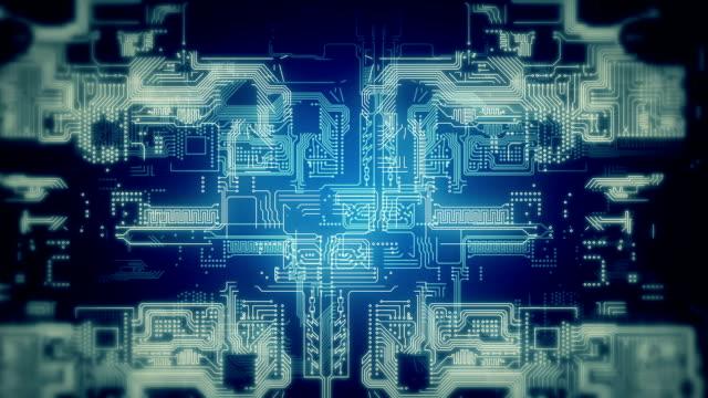 circuit board - circuit board stock videos & royalty-free footage