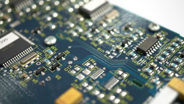 circuit board - quality control stock videos & royalty-free footage
