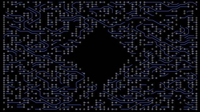 回路基板 - 回路基板点の映像素材/bロール