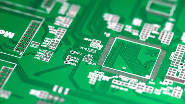 回路基板 - ワールド・ワイド・ウェブ点の映像素材/bロール