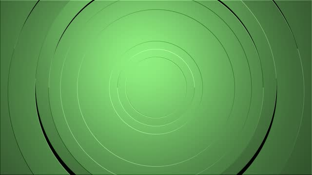 circular, green color, fast movement, loopable background stock video turkey, music, circle, backgrounds, abstract - pulsating stock videos & royalty-free footage