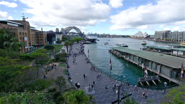 Circular Quay- Sydney , New South Wales/ Australia