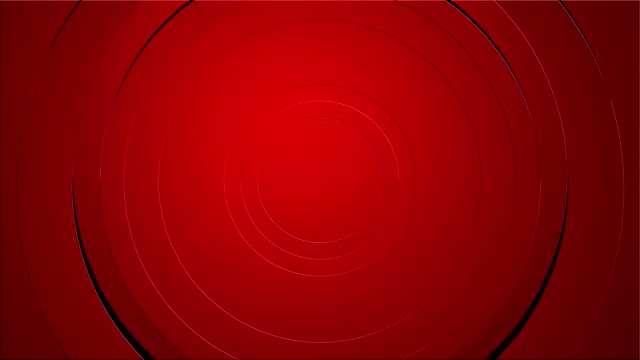 circular, red color, fast movement, loopable background stock video turkey, music, circle, backgrounds, abstract - concentric stock videos & royalty-free footage