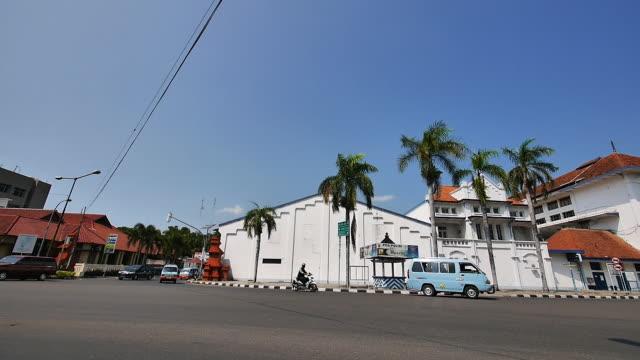 cirebon, indonesia. - indonesia map stock videos & royalty-free footage