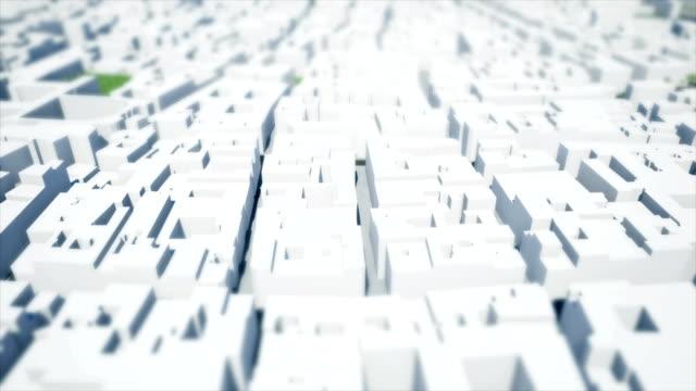city background - modello dimostrativo video stock e b–roll