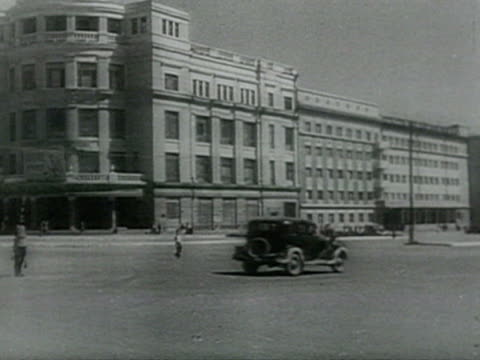 city before war and soviet soldiers leaving to front audio / stalingrad russia - volgograd stock videos & royalty-free footage