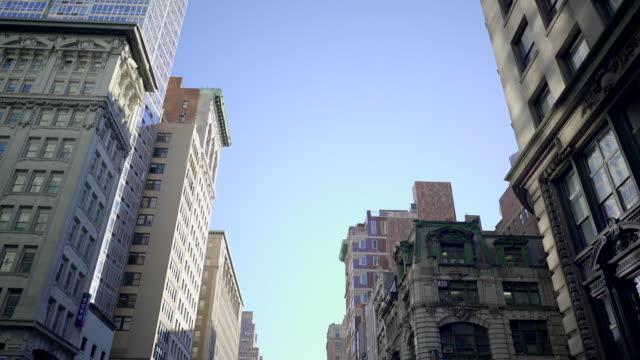 city business buildings district. modern high rise metropolis skyline cityscape