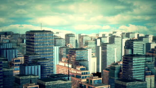 3 D cidade centro