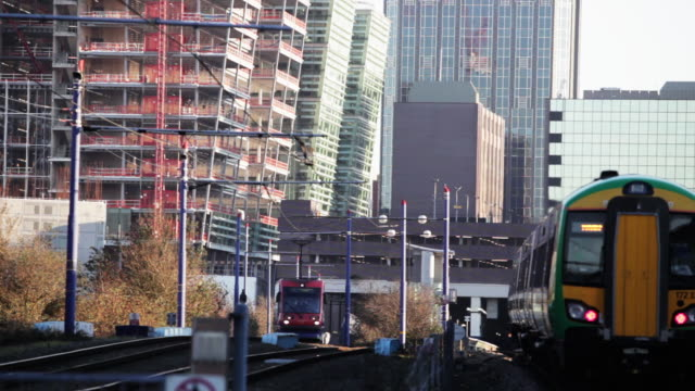 city centre - west midlands stock videos & royalty-free footage