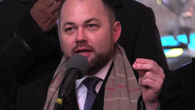 City Council Speaker Corey Johnson 'let's face it he's a racist' about President Trump