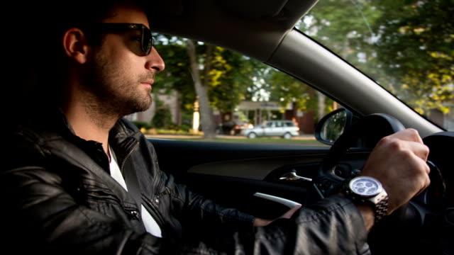 La guida in città