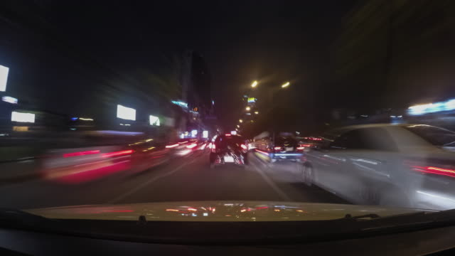 stockvideo's en b-roll-footage met stad rijden - highlights