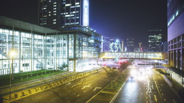 夢に満ちた街 - brightly lit点の映像素材/bロール