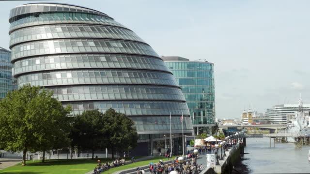 City Hall In London Southwark (UHD)