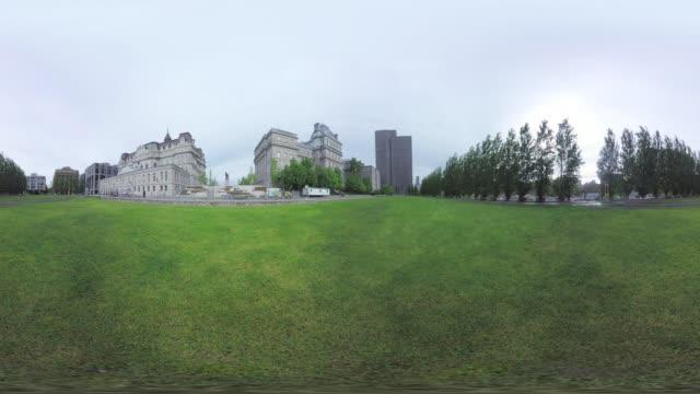 City Hall in Montréal
