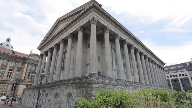City Hall & Victoria Square, Birmingham, West Midlands, England, United Kingdom, Europe
