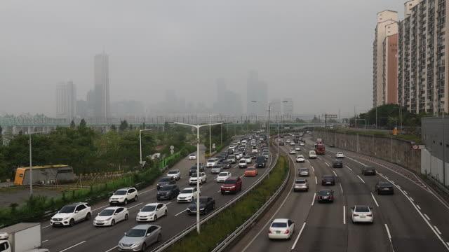 city life amid coronavirus in seoul south korea on monday may 11 2020 - seoul stock videos & royalty-free footage
