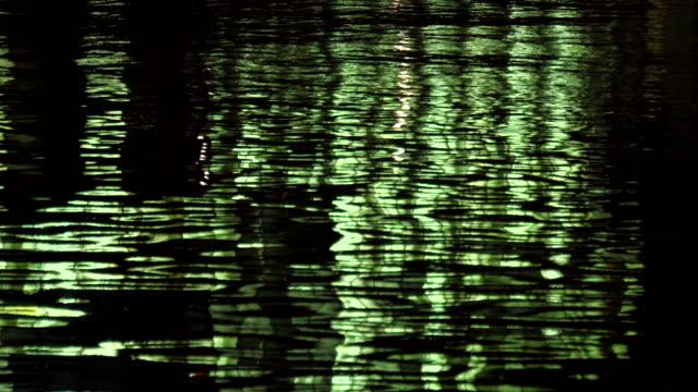 Lichter der Stadt Reflexionen