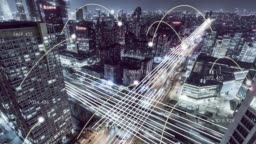 T/L HA PAN City Network of 5G / Beijing, China