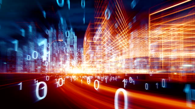 city network technology - business finance and industry stock videos & royalty-free footage