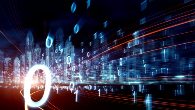 city network technology - digital enhancement stock videos & royalty-free footage