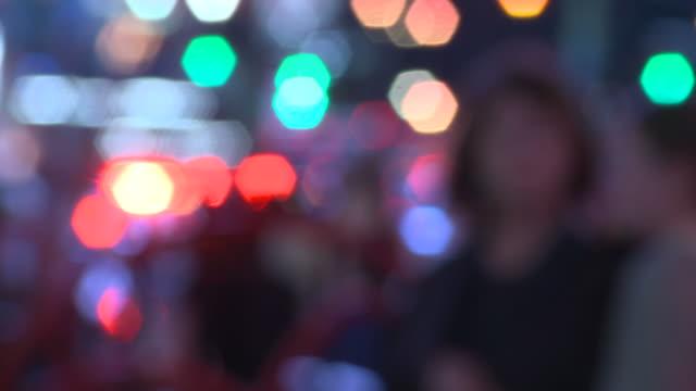 HD: Nachtleben der Stadt