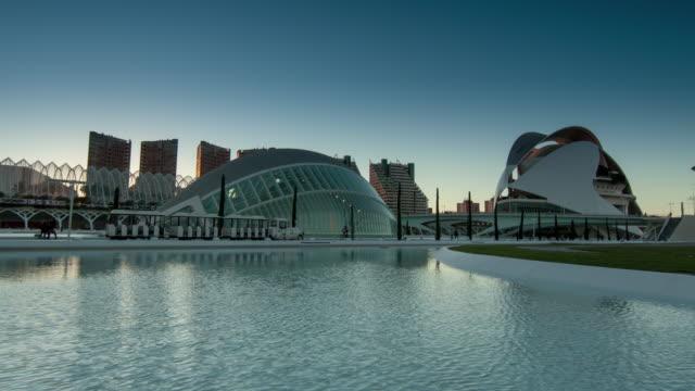 City of Arts and Sciencies of Valencia