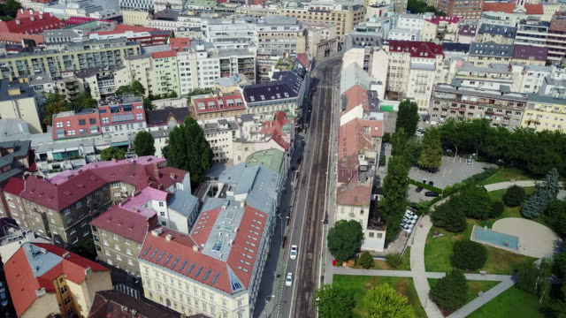 city of bratislava, downtown and old town - eastern european culture stock videos & royalty-free footage