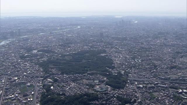 AERIAL, City Of Kawasaki, Kanagawa, Japan