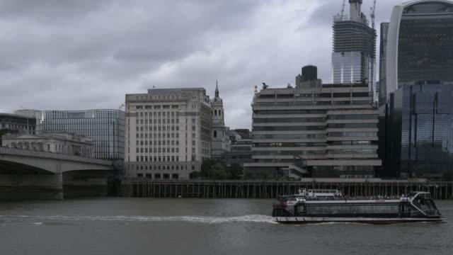 City of London Riverside an der London Bridge