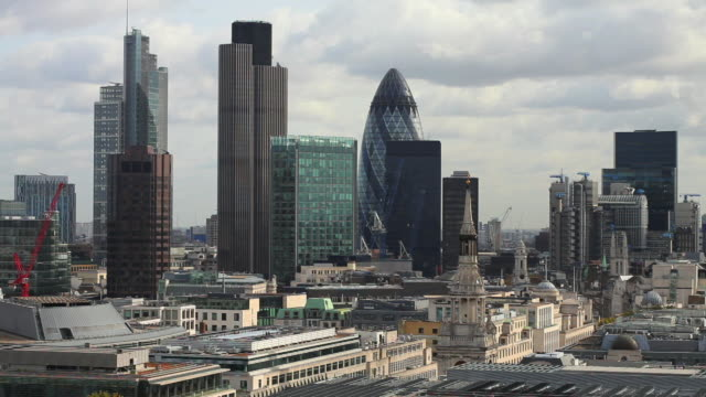 T/L City Of London Skyline