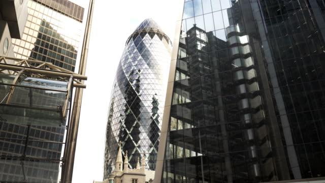 City of London Wolkenkratzer