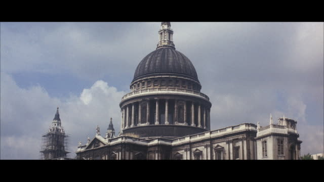 1964 - City of London - St Paul's Cathedral