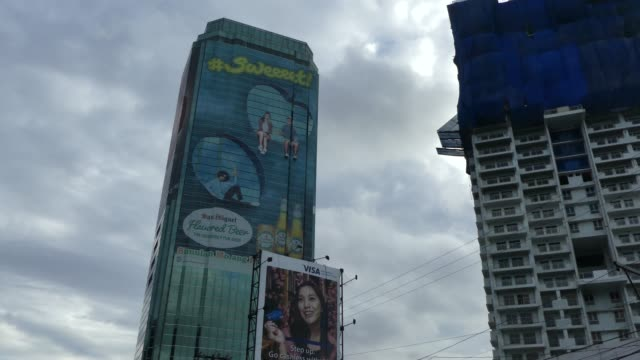 City of Manila in the Phillipines