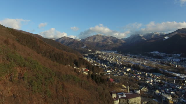 city of nagano in japan no - nagano prefecture stock videos & royalty-free footage