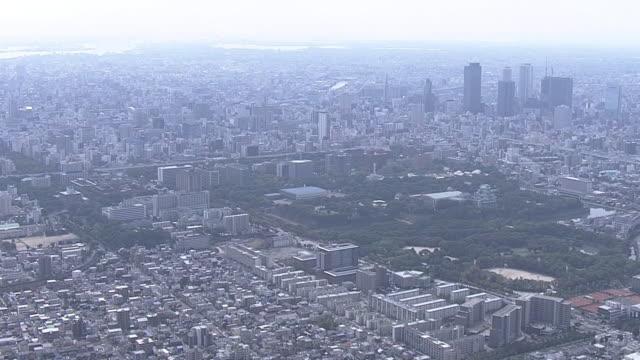 AERIAL, City Of Nagoya, Aichi, Japan