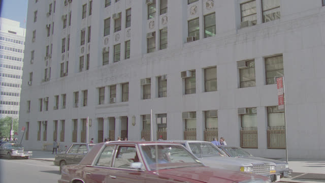 city of new york police department building; many takes - police station stock videos & royalty-free footage