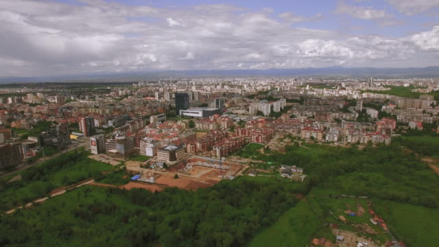 city of sofia - bulgaria stock videos & royalty-free footage