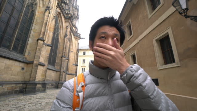 city pedestrian in prague - stare mesto stock videos and b-roll footage