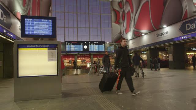 city scenes of graz, austria - standing stock-videos und b-roll-filmmaterial