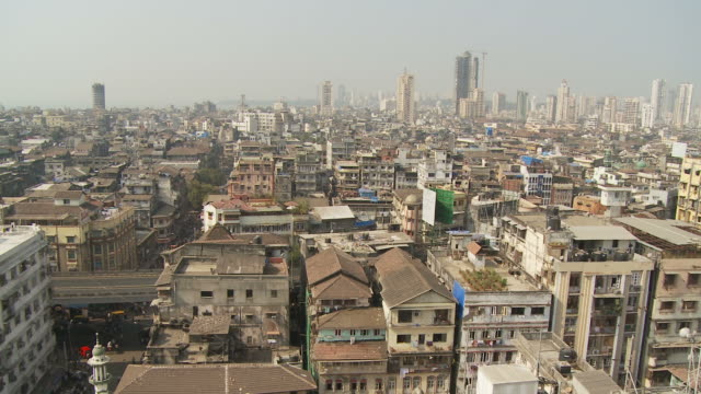 WS HA PAN City skyline / Mumbai, India