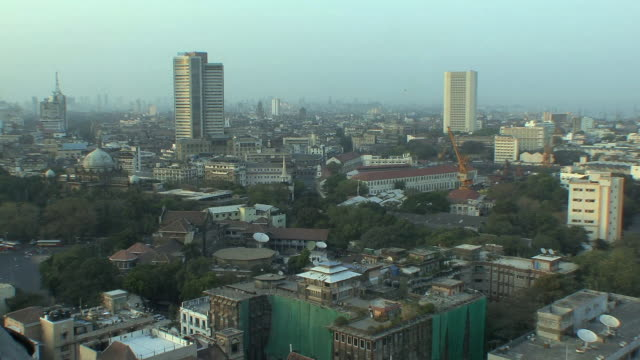 WS HA City skyline, Mumbai, India