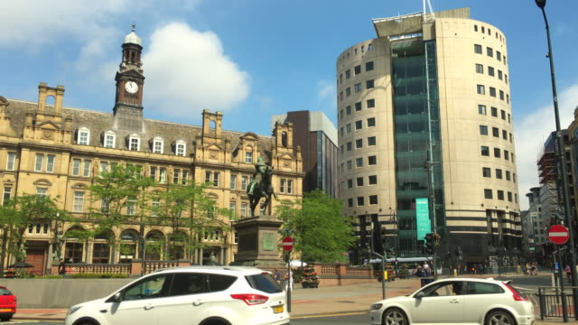 City Square, Leeds.