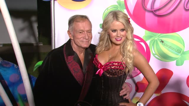 name city state country date - hugh hefner stock-videos und b-roll-filmmaterial