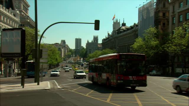 WS ZO City traffic, Madrid, Spain